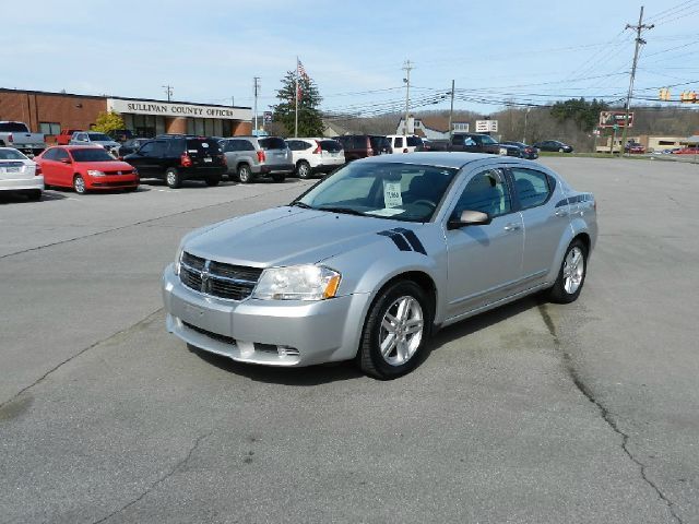 2008 DODGE AVENGER SXT 4DR SEDAN silver there are no electrical problems with this vehicle  vehi