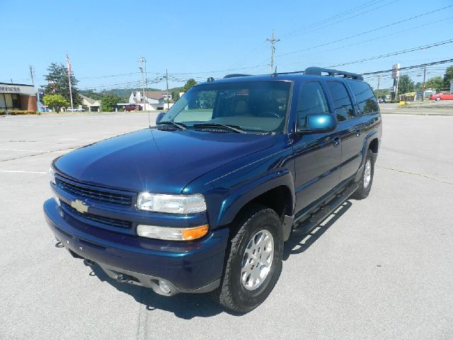 2005 CHEVROLET SUBURBAN 1500 Z71 4WD 4DR SUV blue green all power equipment is functioning properl