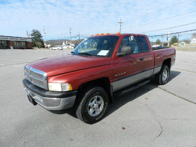 1999 DODGE RAM 1500 QUAD CAB SHORT BED 4WD red the electronic components on this vehicle are in wo