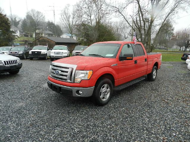 2011 FORD F-150 XLT 4X2 4DR SUPERCREW STYLESIDE red the electronic components on this vehicle are