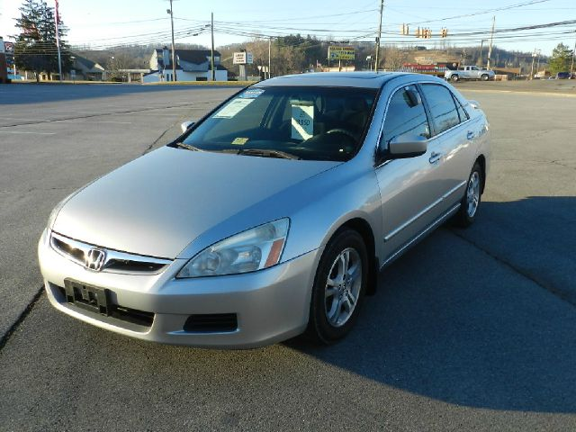 2006 HONDA ACCORD EX 4DR SEDAN silver the electronic components on this vehicle are in working ord