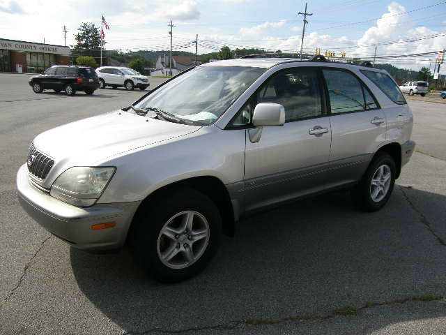 2000 LEXUS RX 300 BASE AWD 4DR STD SUV white you wont find any electrical problems with this vehi