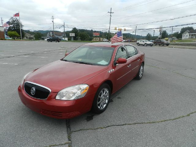 2006 BUICK LUCERNE CXL V6 4DR SEDAN red the electronic components on this vehicle are in working o