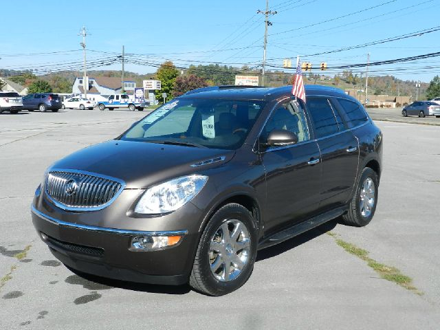 2008 BUICK ENCLAVE CXL SUV brown 2-stage unlocking - remote 3rd row floor mats abs - 4-wheel an