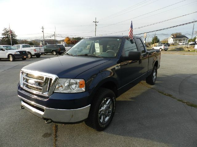 2007 FORD F-150 XLT 4DR SUPERCAB 4WD STYLESIDE 6 blue 2-stage unlocking - remote 4wd type - part