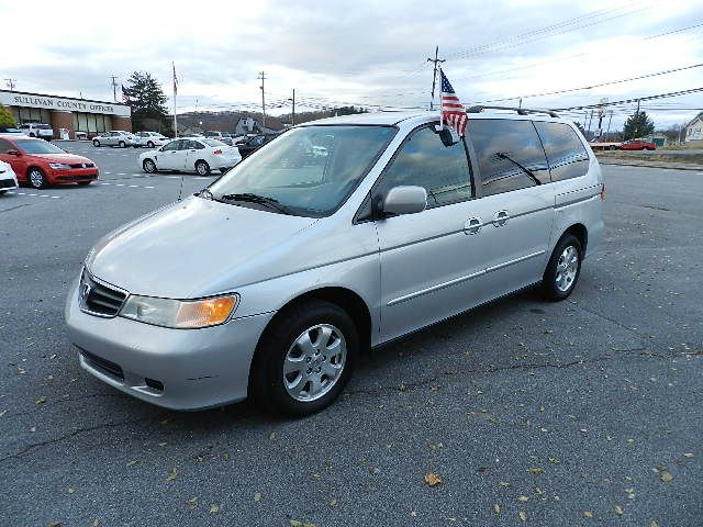 2003 HONDA ODYSSEY EX silver there are no electrical problems with this vehicle  there are no def