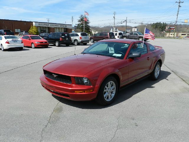 2005 FORD MUSTANG V6 DELUXE 2DR COUPE red there are no electrical problems with this vehicle  ve