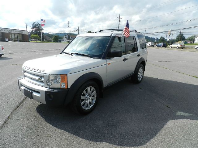 2005 LAND ROVER LR3 SE 4WD 4DR SUV silver abs - 4-wheel alloy wheels anti-theft system - alarm