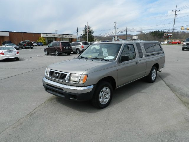 2000 NISSAN FRONTIER XE 2DR EXTENDED CAB SB beige the electronic components on this vehicle are i