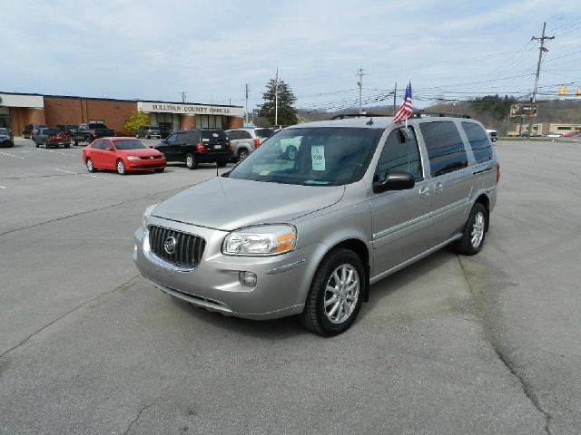 2005 BUICK TERRAZA CXL TRIM PACKAGE silver the electronic components on this vehicle are in worki