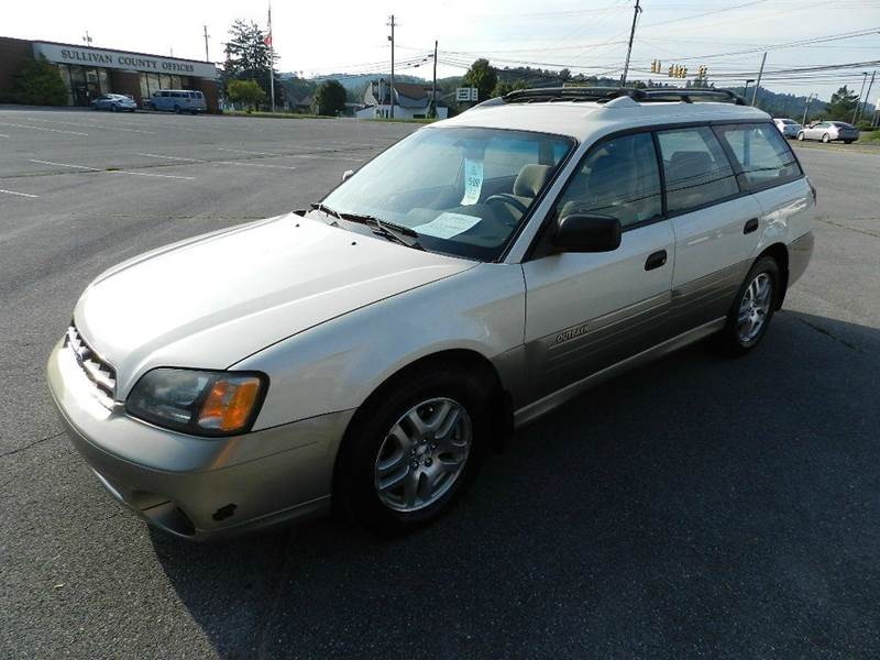 2002 SUBARU OUTBACK BASE AWD 4DR WAGON WWEATHER PKG white all electrical and optional equipment