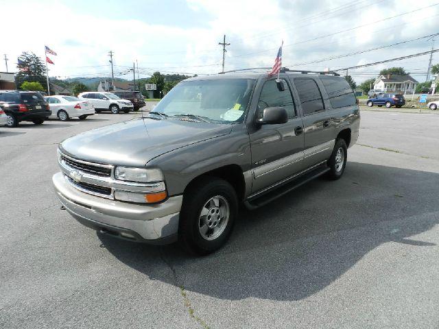 2000 CHEVROLET SUBURBAN 1500 4DR 4WD SUV gray abs - 4-wheel axle ratio - 373 bumper color - chr