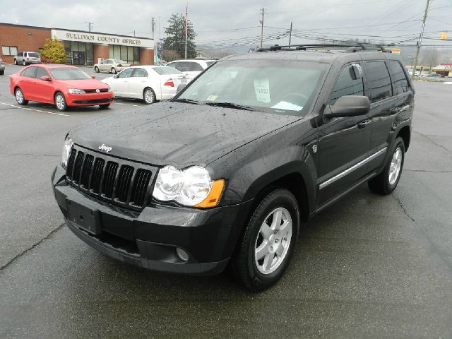 2010 JEEP GRAND CHEROKEE LAREDO 4X4 4DR SUV black all electrical and optional equipment on this v
