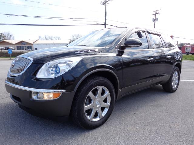 2008 BUICK ENCLAVE CXL black thanks for shopping at carls auto inc check out this nice 2008 buic