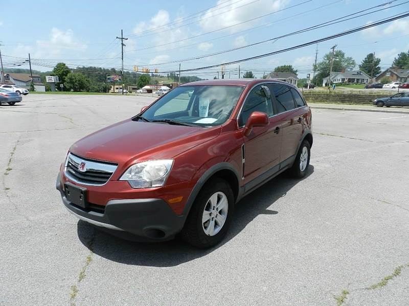 2009 SATURN VUE XE-V6 AWD 4DR SUV red all power equipment is functioning properly  vehicle is de