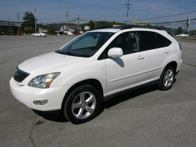 2006 LEXUS RX 330 FWD pearl the electronic components on this vehicle are in working order  this