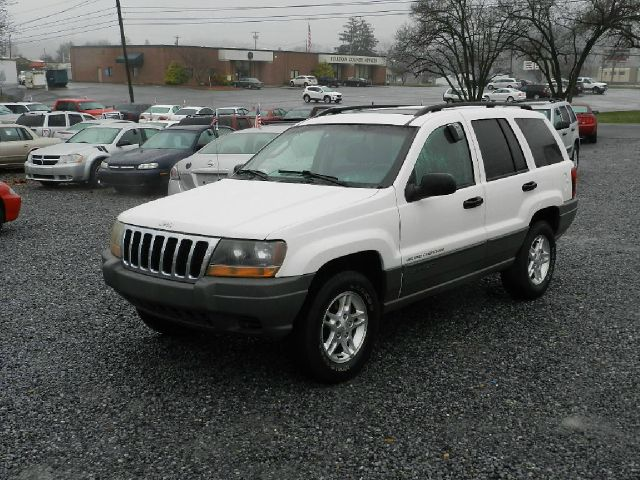 2002 JEEP GRAND CHEROKEE LAREDO 4WD 4DR SUV white there are no electrical problems with this vehi