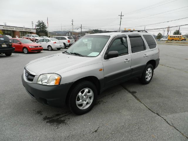 2004 MAZDA TRIBUTE DX silver there are no electrical concerns associated with this vehicle  vehic