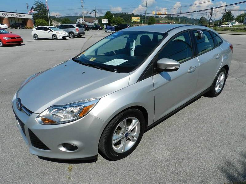 2013 FORD FOCUS SE 4DR SEDAN silver there are no electrical concerns associated with this vehicle