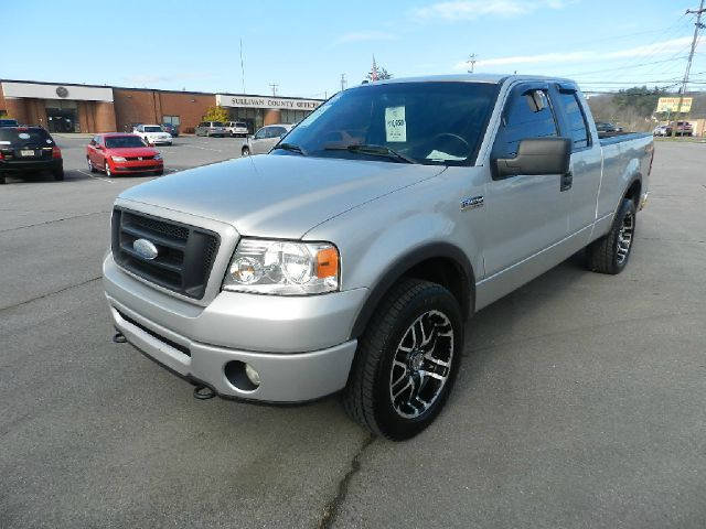 2008 FORD F-150 FX4 4X4 4DR SUPERCAB STYLESIDE 5 silver the electronic components on this vehicle