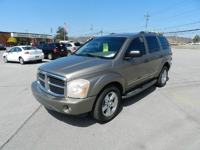 2006 DODGE DURANGO LIMITED 2WD gold abs brakesadjustable foot pedalsair conditioningalloy wheel