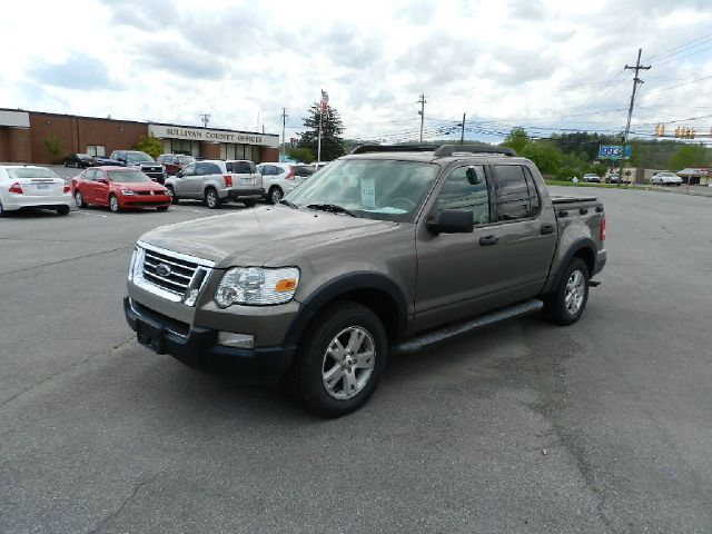 2007 FORD EXPLORER SPORT TRAC XLT 4DR CREW CAB 4WD brown all power equipment on this vehicle is i