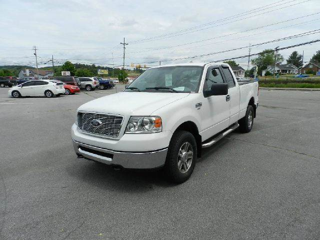 2006 FORD F-150 XLT 4DR SUPERCAB 4WD STYLESIDE 6 white you wont find any electrical problems with