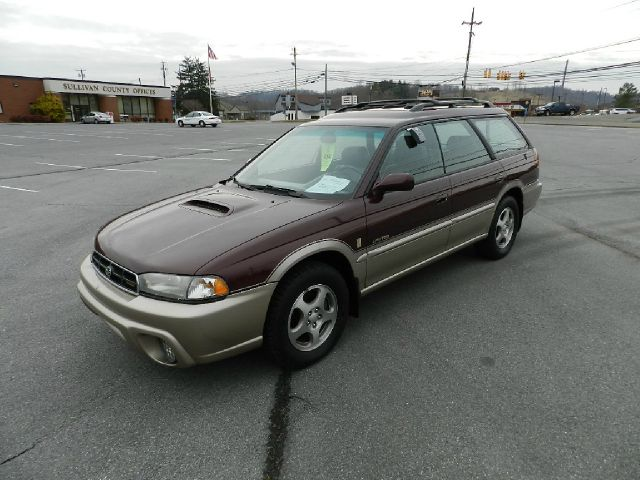 1999 SUBARU LEGACY OUTBACK LIMITED 30TH ANNIV ED maroon there are no electrical problems with thi