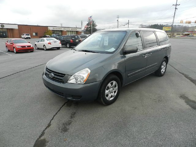 2006 KIA SEDONA EX 4DR MINIVAN gray the electronic components on this vehicle are in working order