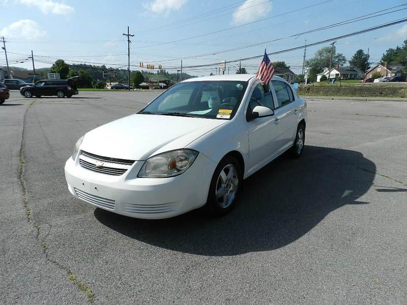 2009 CHEVROLET COBALT LT 4DR SEDAN W 2LT white you wont find any electrical problems with this v
