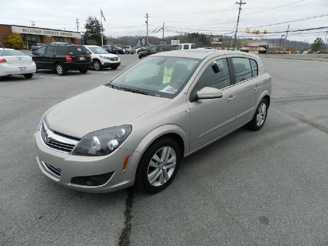 2008 SATURN ASTRA XR 5-DOOR silver all power equipment on this vehicle is in working order  there