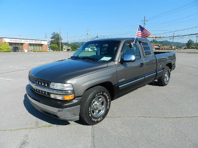 1999 CHEVROLET SILVERADO 1500 LS 3DR EXTENDED CAB SB charcoal there are no electrical problems wit