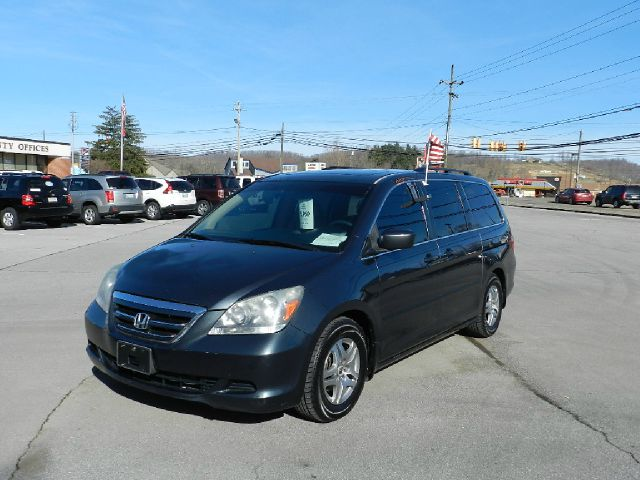 2005 HONDA ODYSSEY EX-L WDVD 4DR MINIVAN WLEATHER gray there are no electrical problems with th