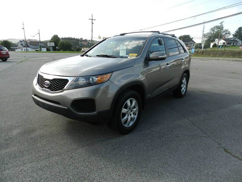 2011 KIA SORENTO LX AWD 4DR SUV V6 gray there are no electrical concerns associated with this ve
