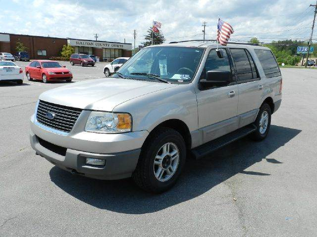 2003 FORD EXPEDITION XLT VALUE 4WD 4DR SUV gray the electronic components on this vehicle are in