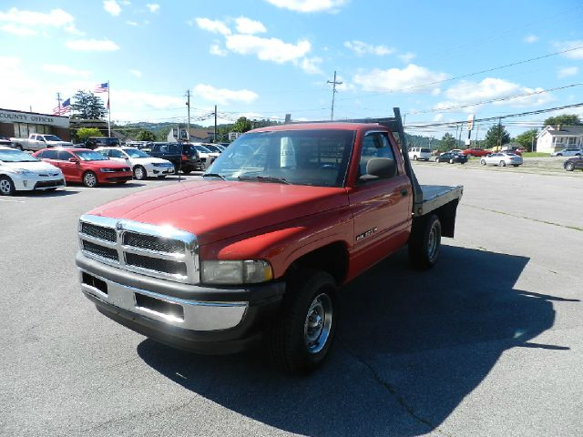 1996 DODGE RAM PICKUP 1500 LARAMIE SLT red 181237 miles VIN 1B7HF16Y1TJ180687