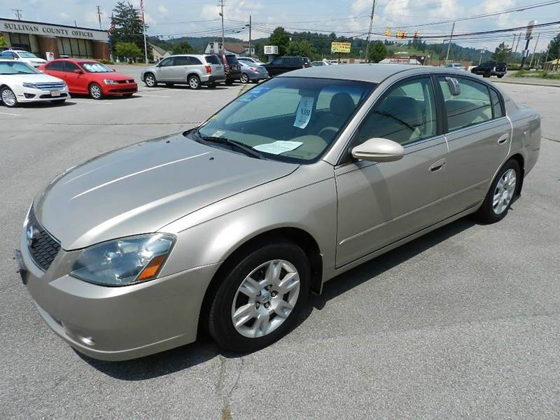 2006 NISSAN ALTIMA 25 S 4DR SEDAN WAUTOMATIC beige all power equipment is functioning properly