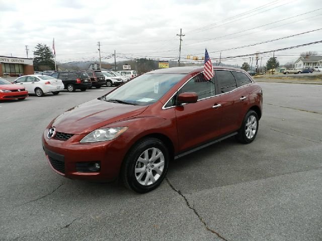 2007 MAZDA CX-7 TOURING maroon the electronic components on this vehicle are in working order  no