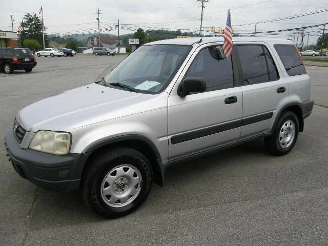 2000 HONDA CR-V LX 4WD silver all electrical and optional equipment on this vehicle have been chec