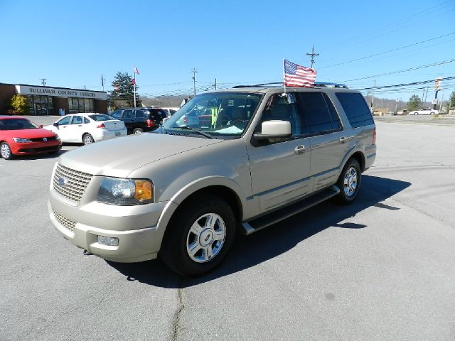 2006 FORD EXPEDITION LIMITED 4WD gold the electronic components on this vehicle are in working ord