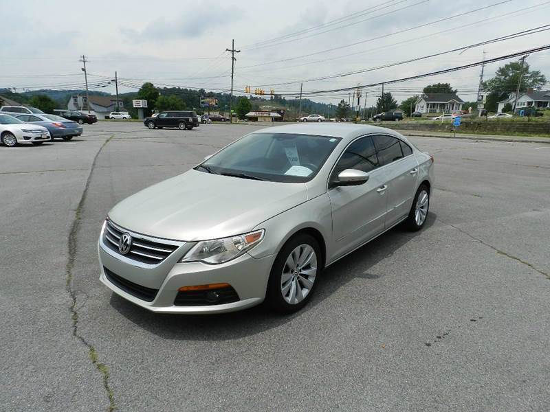2009 VOLKSWAGEN CC SPORT 4DR SEDAN 6A silver all electrical and optional equipment on this vehicl