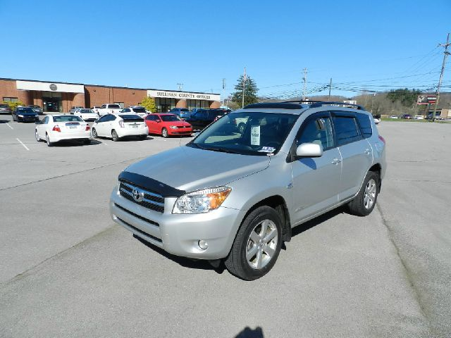 2008 TOYOTA RAV4 LIMITED 4X4 SUV silver all electrical and optional equipment on this vehicle hav