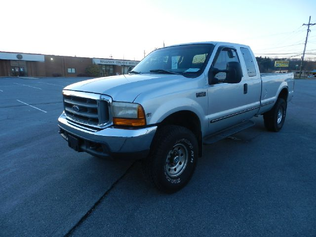 1999 FORD F-250 SUPER DUTY XLT 4DR 4WD EXTENDED CAB LB silver there are no electrical concerns ass