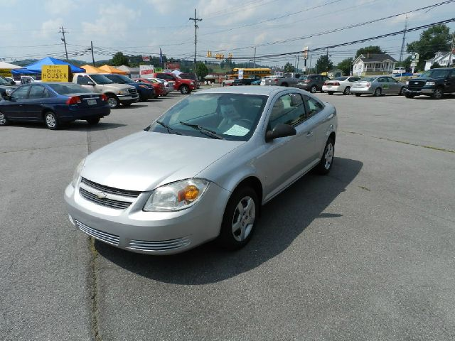 2007 CHEVROLET COBALT LS 2DR COUPE silver all electrical and optional equipment on this vehicle ha
