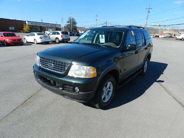 2003 FORD EXPLORER XLT 4WD 4DR SUV green all power equipment is functioning properly  this vehicl