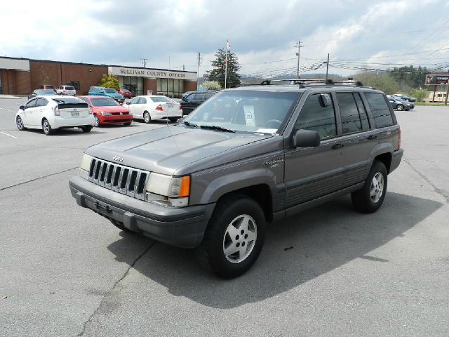 1994 JEEP GRAND CHEROKEE LAREDO 4DR 4WD SUV gray all power equipment on this vehicle is in workin