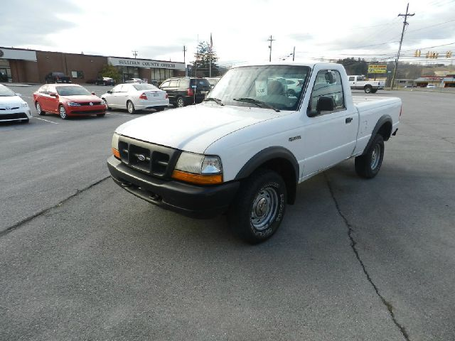 1999 FORD RANGER XL 2DR 4WD STANDARD CAB SB white all power equipment is functioning properly  th