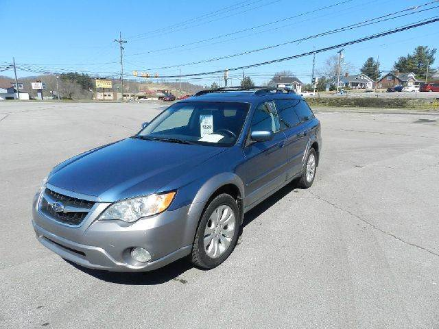 2009 SUBARU OUTBACK 25I LIMITED AWD 4DR WAGON 4A W blue there are no electrical problems with t