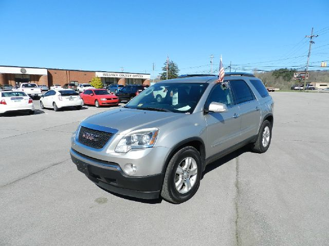 2008 GMC ACADIA SLT-1 4DR SUV silver the electronic components on this vehicle are in working orde