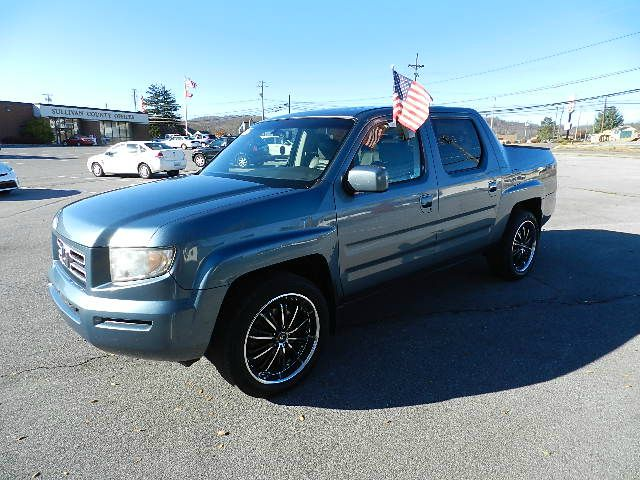 2007 HONDA RIDGELINE RTL blue there are no electrical concerns associated with this vehicle  ther